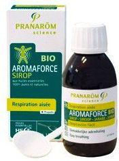 Pranarom Aromaforce Respiración Fácil jarabe BIO 150ml