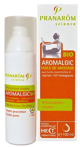 Pranarom Aromalgic Aceite Masaje 100ml