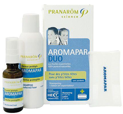 Pranarom Aromapar Duo Champú + Locion