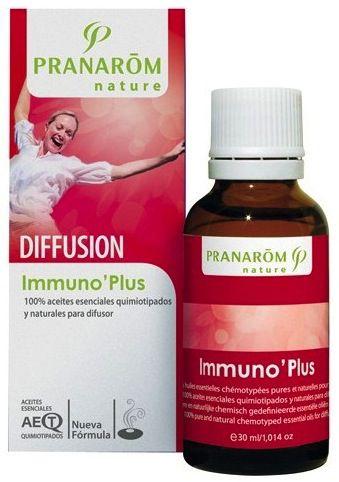 Pranarom Immuno Plus mezcla aceites 30ml