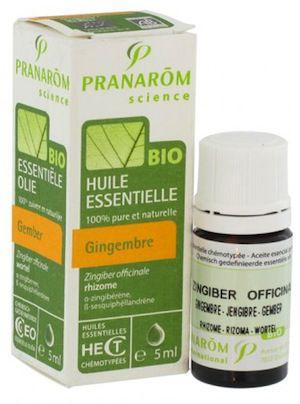 Pranarom Jengibre Aceite Esencial BIO 5ml
