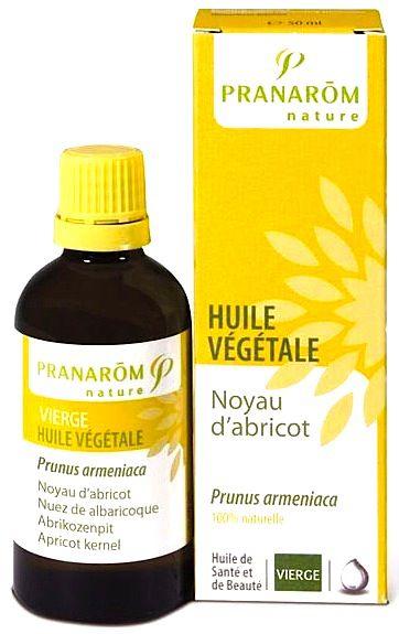Pranarom Nuez de Albaricoque Aceite Vegetal Virgen 50ml