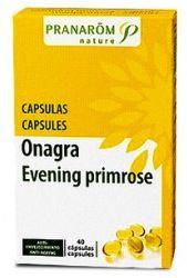 Pranarom Onagra 40 cápsulas oleoaromáticas