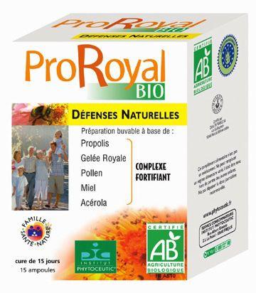 Pro Royal Complejo Fortificante BIO 15 ampollas Phytoceutic