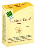 100% Natural Probiotic Caps Forte 30 cápsulas