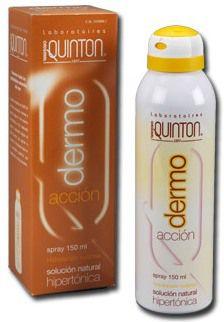 Quinton Dermo Accion Hipertonico spray 150ml
