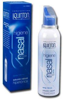 Quinton Higiene Nasal Accion Plus spray 150ml