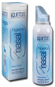 Quinton Higiene Nasal Diaria spray 150ml