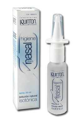 Quinton Higiene Nasal Diaria spray 20ml