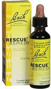 Flores de Bach Rescue Remedy 20ml