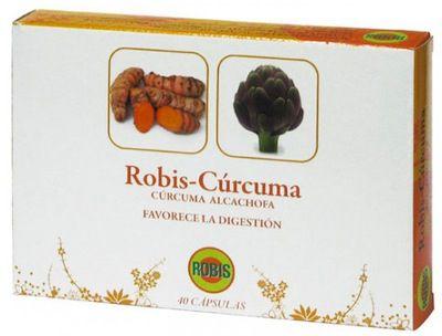 Robis Curcuma 40 cápsulas
