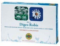 Robis EG-3 Digestivo 60 comprimidos