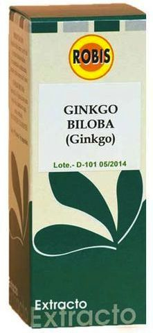 Robis Extracto Ginkgo Biloba 50ml