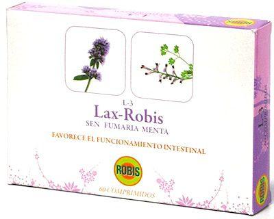 Robis L3 Laxante 60 comprimidos