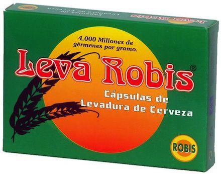 Robis Leva Robis 60 cápsulas