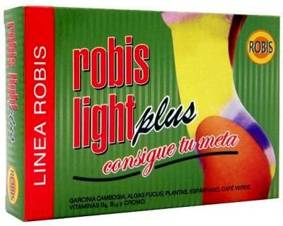 Robis Light Plus 90 comprimidos