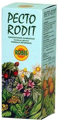 Robis Pecto Rodit jarabe 250ml
