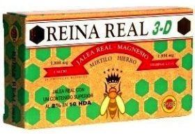 Robis Reina Real 3 Edad 20 ampollas