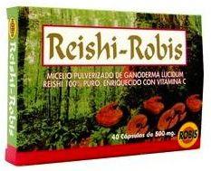 Robis Reishi 40 cápsulas