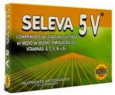 Robis Seleva 5V 30 comprimidos