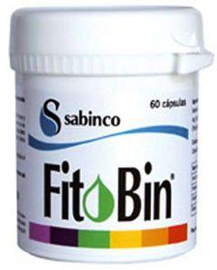 Sabinco Fitobin Sedante 60 cápsulas