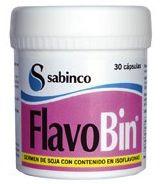 Sabinco Flavobin 30 cápsulas