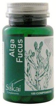 Sakai Alga Fucus 100 comprimidos
