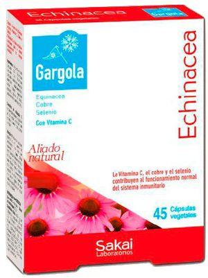Sakai Gargola Echinacea 45 cápsulas