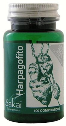 Sakai Harpagofito 100 comprimidos