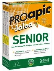 Sakai Proapic Jalea Real Senior 20 ampollas