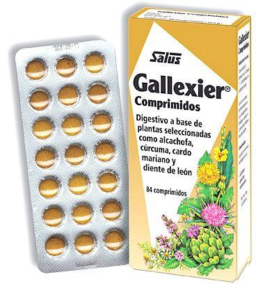 Salus Gallexier 84 comprimidos