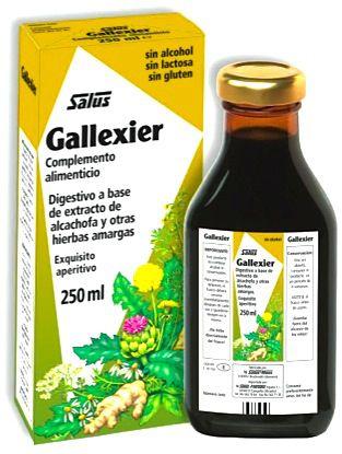 Salus Gallexier Hepático 250ml