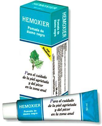 Salus Hemoxier pomada 50g