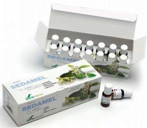 Soria Natural Sedamel 14 viales