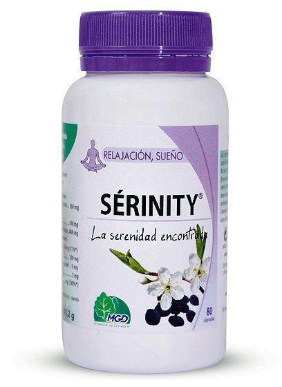 MGD Serinity 80 cápsulas