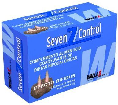 Wallax Farma Seven Control 90 cápsulas
