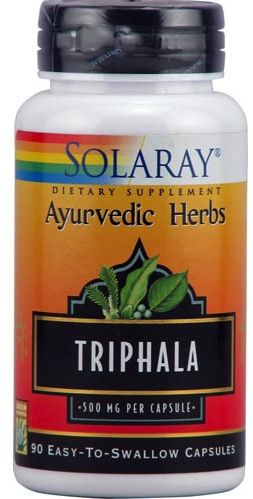 Solaray Triphala 90 cápsulas