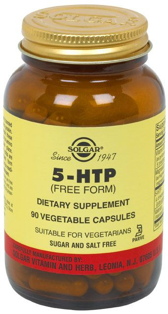 Solgar 5-HTP 90 cápsulas
