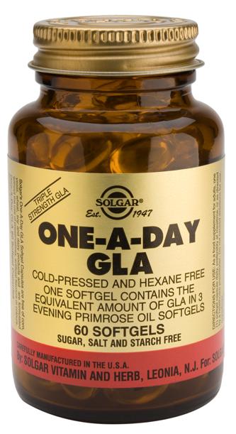 Solgar GLA 150 mg 60 cápsulas