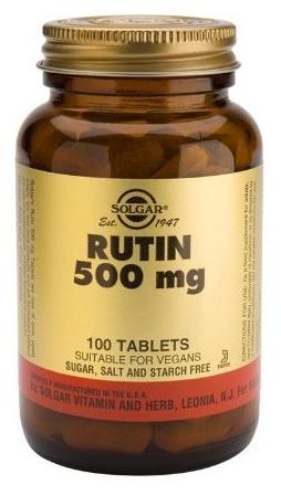 Solgar Rutina 100 comprimidos