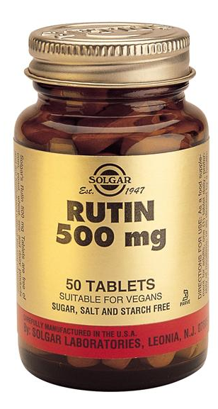 Solgar Rutina 50 comprimidos