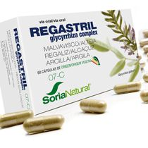 Soria Natural 07-C Regastril 60 cápsulas