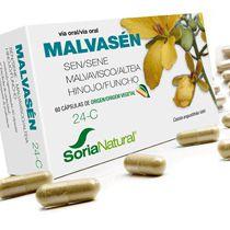 Soria Natural 24-C Malvasén 60 cápsulas