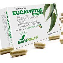 Soria Natural 26-C Eucalypthus Complex 60 cápsulas