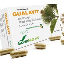 Soria Natural 30-C Gualavit 60 cápsulas