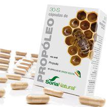 Soria Natural 30-S Propóleo 60 cápsulas