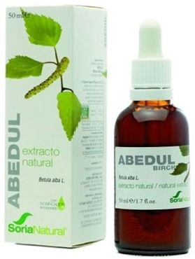 Soria Natural Abedul Extracto 50ml