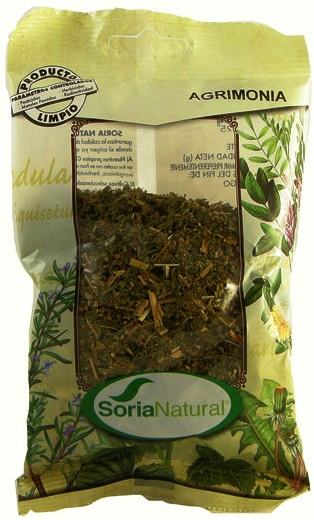 Soria Natural Agrimonia Bolsa 50g