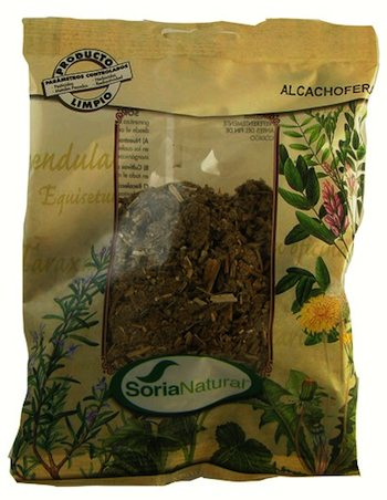 Soria Natural Alcachofera Bolsa 40g