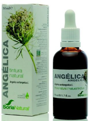 Soria Natural Angélica Extracto 50ml